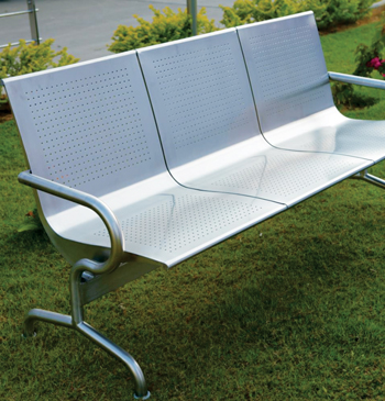 SS Waiting Bench 2 & 3 Seater